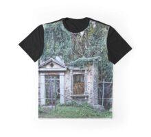 """Abandoned """"Folly"""" at Bedlam Bay Graphic T-Shirt"""