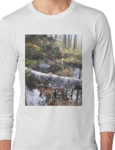 Enchanted forest in the middle of nowhere Long Sleeve T-Shirt