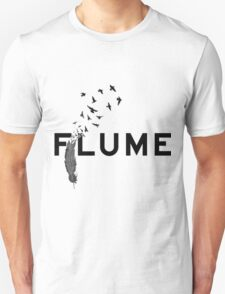flume and plume birds Unisex T-Shirt