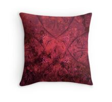 Abstract 1H Throw Pillow