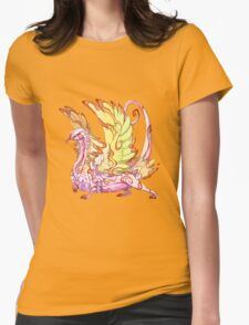 DRAG Emilie Womens Fitted T-Shirt