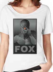 Gray Fox Women's Relaxed Fit T-Shirt