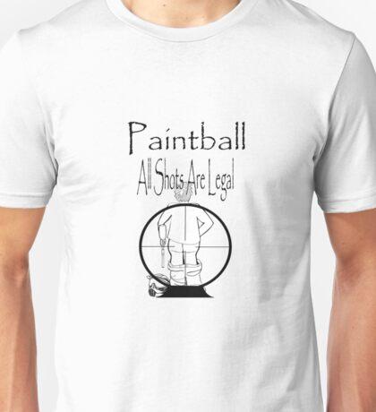 All shots legal! Unisex T-Shirt