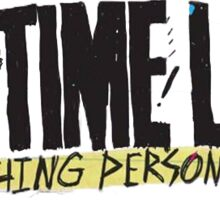 Nothing Personal Sticker