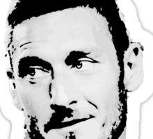 No Totti No Party Sticker