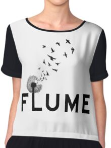 Flume & pollen  Chiffon Top