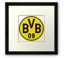 BV 09 Borussia Dortmund Framed Print