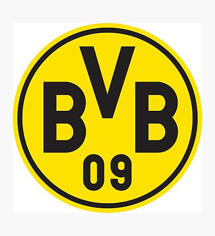 BV 09 Borussia Dortmund Photographic Print