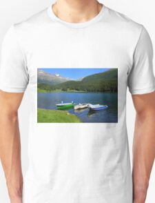 Lake S.Moritz Unisex T-Shirt