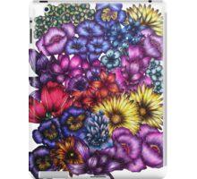 A Field of Flowers iPad Case/Skin