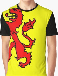 Flag of South Holland Graphic T-Shirt
