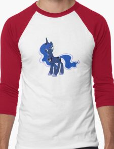 THIS IS PRINCESS LUNA Men's Baseball ¾ T-Shirt