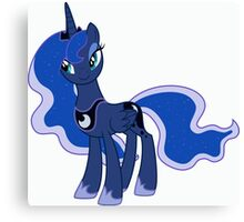 THIS IS PRINCESS LUNA Canvas Print