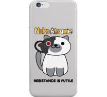 Neko Atsume x Star Trek  iPhone Case/Skin