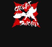 MHG Great Sword (CROSS SERIES) // White Unisex T-Shirt