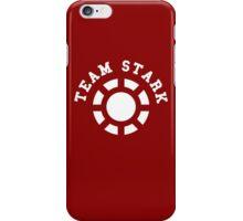 Team Stark - old reactor iPhone Case/Skin