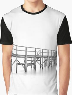 Point King jetty - Sorrento Graphic T-Shirt