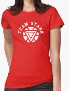 Team Stark - new reactor Womens Fitted T-Shirt
