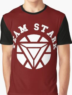 Team Stark - new reactor Graphic T-Shirt