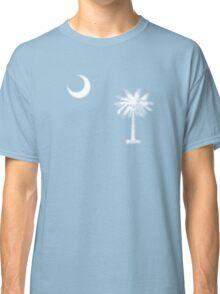 SOUTH CAROLINA STATE FLAG T-shirt / Vintage Look Classic T-Shirt