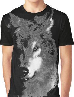 WolfInBlack Graphic T-Shirt