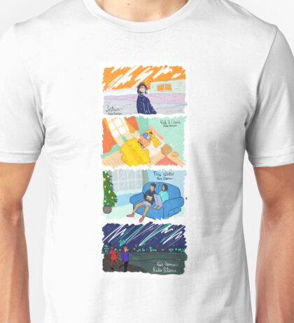 Four Stories Unisex T-Shirt