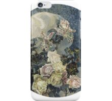 Mikhail Aleksandrovich Vrubel, roses and orchids, iPhone Case/Skin