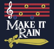 Make It Rain Kids Tee