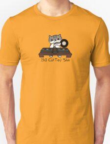 DJ CatToy Slim (Neko Atsume) Unisex T-Shirt