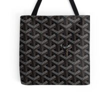 Goyard Black Tote Bag