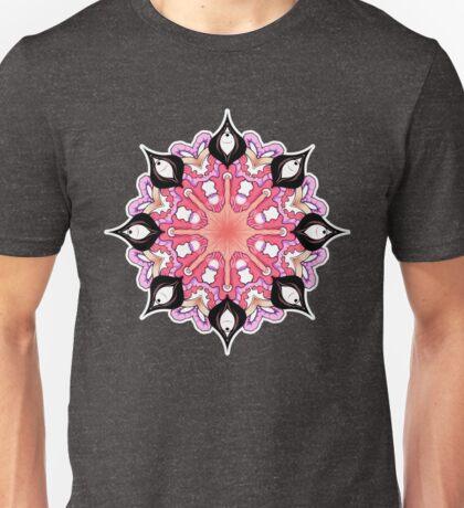 Flesh Mandala Unisex T-Shirt