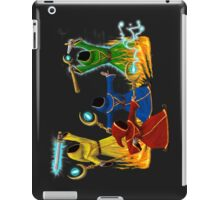 Magicka, team of wizards iPad Case/Skin