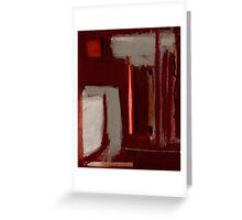 Pastel Painting 8 Greeting Card