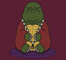 Meditating Tortoise by Iceyuk