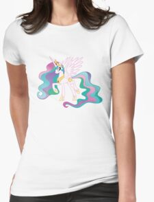 CELESTIA Womens Fitted T-Shirt