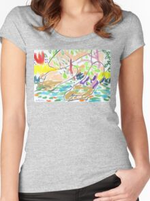 Sole Mates Women's Fitted Scoop T-Shirt