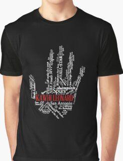 Klaw Black Graphic T-Shirt