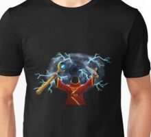 Magicka, Wizard with storm spell Unisex T-Shirt