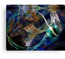 The Education of a Goddess Canvas Print