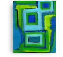 Pastel Painting 9 Canvas Print