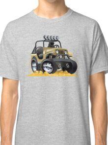 Cartoon Jeep Classic T-Shirt