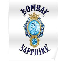 bombay saphire Poster