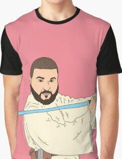 Jedi Khaled Graphic T-Shirt