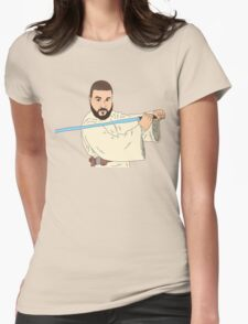 Jedi Khaled Womens Fitted T-Shirt