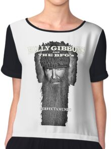 Billy Gibbons and the BFGs 2 Chiffon Top