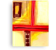 Pastel Painting 10 Canvas Print