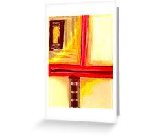 Pastel Painting 10 Greeting Card