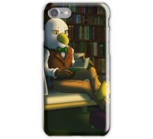 A Library Room iPhone Case/Skin