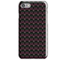 rounded cubes and cubic rounds, oh yeah. iPhone Case/Skin