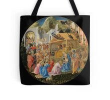 Adoration of the Magi (1492) Fra Angelico Tote Bag